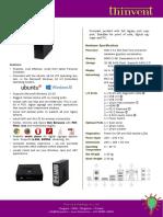 Neo R Mini PC
