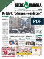 Rassegna stampa dell'Umbria 2 novembre 2019 UjTV News24 LIVE