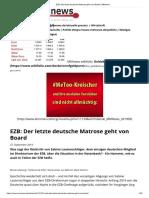 EZB_ Der Letzte Deutsche Matrose Geht Von Board _ MMnews