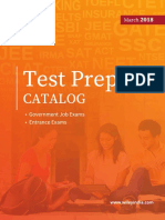 Wiley Test Paper Series 2019