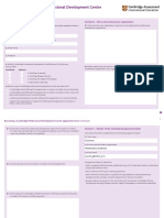 PDQ Application Form 2019