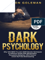 Jason Goleman - Dark Psychology_ Why YOU NEED to Learn NOW secrets techniques to influence people with Manipulation, Persuasion, Deception, Mind Control, Covert NLP and Brainwashing + BONUS (2019).epub