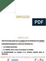 Física – Impulso [ CepreUni 2019-I ]