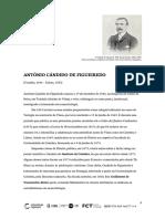 Biografia - Cândido de Figueiredo