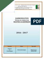 Canevas Master Maintenance-Industrielle