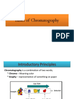 4.1 Basics of Chromatography