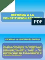 Reforma a la Constitucion.ppt