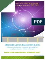 Application Pratique de La Methode de Guyon Massonnet Bares 21oct 2019