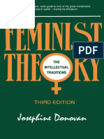 Josephine Donovan - Feminist Theory_ the Intellectual Traditions-Bloomsbury Academic (2000)