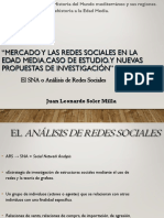 Mercado y Redes Sociales. Un Caso de Análisis
