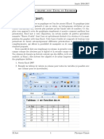 Fiche Excel 2007