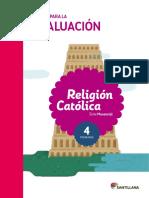 Evaluacion Religion
