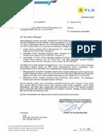 Tindak Lanjut Temuan BPK RI Terkait Pengelolaan UJL Pelanggan PB PD Jan 2011 Sd Juni 2013