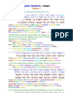 07 The Scriptures. Old Testament. Hebrew-Greek-English Color Coded Interlinear