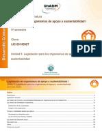 Administracion y Evaluacion de Proyectos