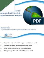 1_gestión de La Calidad Del Agua en Brasil Rol de La Agencia Nacional de Aguas
