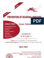 Dengue English Colour