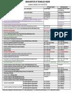 2019 20 Academic_Calendar IIT INDORE