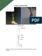 Diseño prótesis de pierma