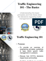 Traffic Engg