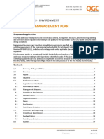 Air Quality Management Plan