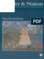 (Politics and Culture Series) Nira Yuval-Davis - Gender and Nation-SAGE Publications Ltd (1997)