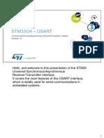 En.stm32G4 Peripheral USART Interface