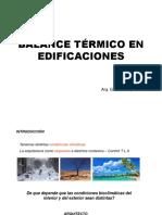 05 Balance Termico en Edificaciones