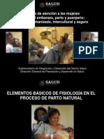 1D 1 Fisiología del parto