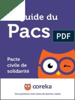 Guide du pacs France