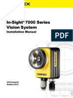 In-Sight® 7000 Series Vision System Installation Manual
