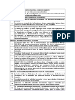Instructivo Para El Diligenciamiento de Investigacion Accidente o Incidente de Trabajo