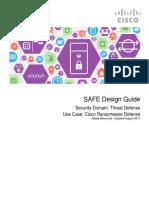 Cisco Ransomware Defense Validated Design Guide
