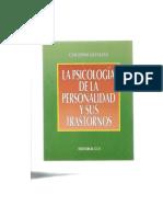 4 La Psicología de La Personalidad Con Páginas y Sus Trastornos