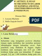 Review Artikel Ilmiah Ppt