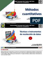 03 Tecnicas e Instrumentos de Recoleccion de Datos Validez y Confiabilidad