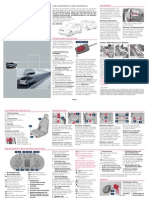 Audi A2 Kurzbedienungsanleitung