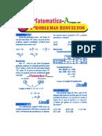 Planteo de Ecuaciones -DeSARROLLADO