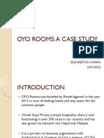 Case Study(Oyo Rooms)- UM19252