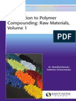 Introduction to Polymer Compounding Raw Materials Volume 1