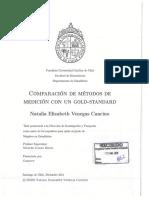COMPARACION DE METODOS