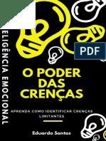 O Poder Das Crenças (E-book)