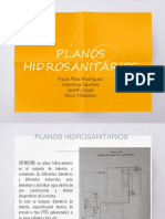 PLANOS HIDROSANITARIOS
