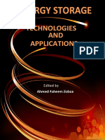 342859620 126495973 Energy Storage Technologies and Applications PDF