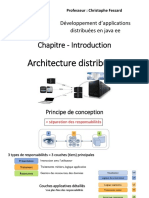 Introduction Architecture distribuées