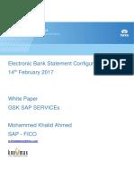 EBS Configuration