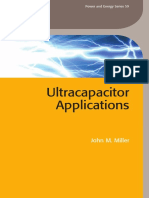 425649662 Ultracapacitor Applications