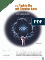 Arc Flash in the NEC