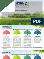 Herramientas Externas Del Coaching.