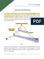 1 Doc Il Bacino Idrografico